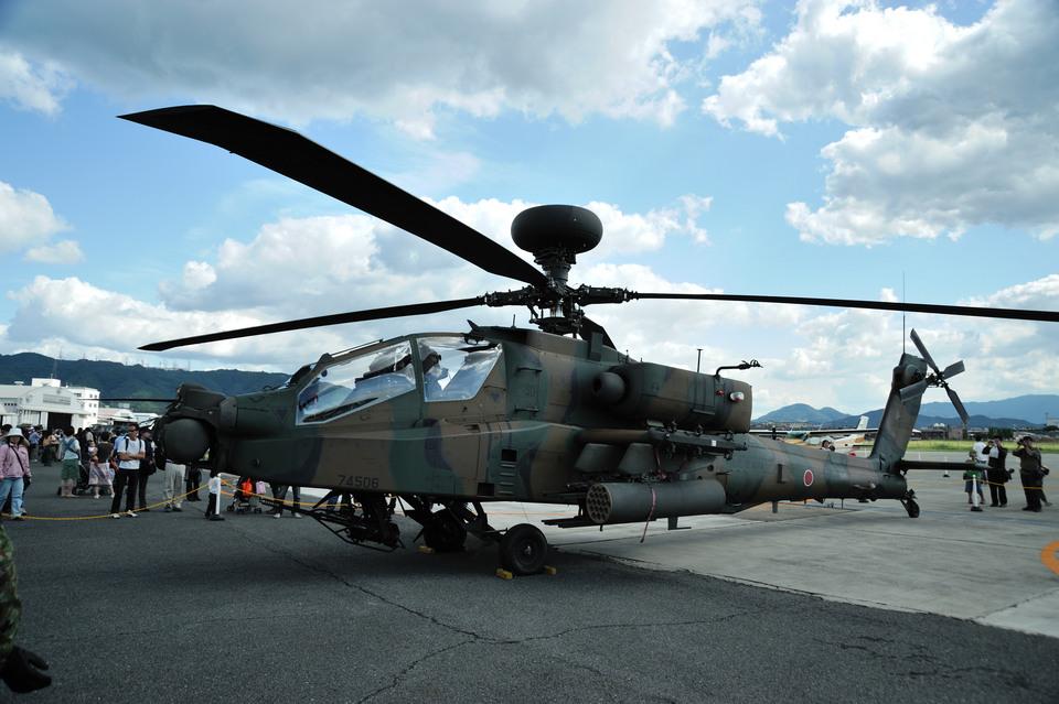 T.Sazenさんの陸上自衛隊 Fuji AH-64D (74506) 航空フォト
