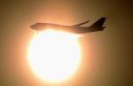 kenko.sさんが、成田国際空港で撮影したデルタ航空 Boeingの航空フォト(写真)