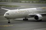 planetさんが、スワンナプーム国際空港で撮影したエティハド航空 777-3FX/ERの航空フォト(写真)