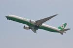amagoさんが、関西国際空港で撮影したエバー航空 777-35E/ERの航空フォト(写真)