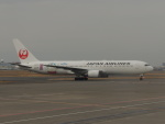 さゆりんごさんが、羽田空港で撮影した日本航空 767-346/ERの航空フォト(写真)