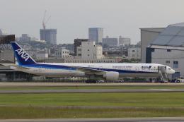 ゴハチさんが、伊丹空港で撮影した全日空 777-381/ERの航空フォト(写真)