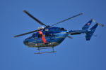 Joshuaさんが、名古屋飛行場で撮影した岩手県警察 BK117C-1の航空フォト(写真)