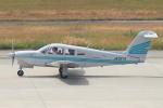 セブンさんが、神戸空港で撮影した日本法人所有 PA-28RT-201T Turbo Arrow IVの航空フォト(飛行機 写真・画像)