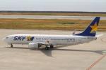 セブンさんが、神戸空港で撮影したスカイマーク 737-8FHの航空フォト(飛行機 写真・画像)