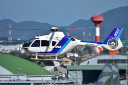 Joshuaさんが、名古屋飛行場で撮影したオールニッポンヘリコプター EC135T2の航空フォト(飛行機 写真・画像)
