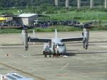 MARK0125さんが、新石垣空港で撮影したアメリカ海兵隊 MV-22Bの航空フォト(写真)
