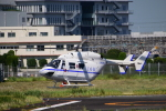 Mizuki24さんが、東京ヘリポートで撮影したディーエイチシー BK117B-2の航空フォト(写真)