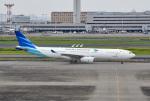 tsubasa0624さんが、羽田空港で撮影したガルーダ・インドネシア航空 A330-343Xの航空フォト(写真)