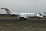 tsubasa0624さんが、羽田空港で撮影した毎日新聞社 525A Citation CJ2の航空フォト(飛行機 写真・画像)