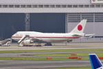 tsubasa0624さんが、羽田空港で撮影した航空自衛隊 747-47Cの航空フォト(写真)