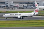 tsubasa0624さんが、羽田空港で撮影した日本航空 737-846の航空フォト(写真)