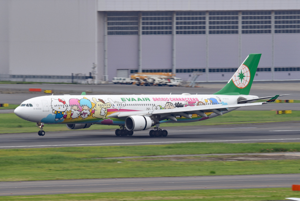 tsubasa0624さんのエバー航空 Airbus A330-300 (B-16332) 航空フォト
