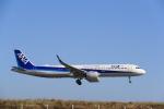 516105さんが、鳥取空港で撮影した全日空 A321-272Nの航空フォト(写真)