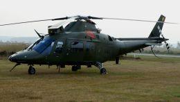 cathay451さんが、ベーフェルロ空軍基地で撮影したベルギー陸軍 A109Aの航空フォト(飛行機 写真・画像)