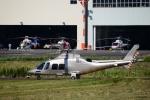 Mizuki24さんが、東京ヘリポートで撮影した日本法人所有 AW109SPの航空フォト(写真)