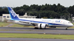誘喜さんが、成田国際空港で撮影した全日空 787-8 Dreamlinerの航空フォト(写真)