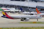 yabyanさんが、関西国際空港で撮影したアシアナ航空 A321-231の航空フォト(写真)