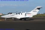 Chofu Spotter Ariaさんが、羽田空港で撮影したホンダ・エアクラフト・カンパニー HA-420の航空フォト(飛行機 写真・画像)