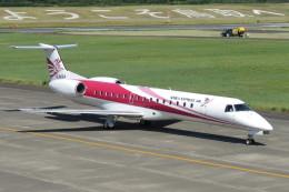 SFJ_capさんが、鳥取空港で撮影したコリアエクスプレスエア ERJ-145EPの航空フォト(飛行機 写真・画像)