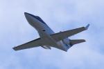 yabyanさんが、関西国際空港で撮影したホンダ・エアクラフト・カンパニー HA-420の航空フォト(写真)