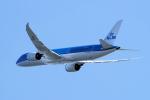 yabyanさんが、関西国際空港で撮影したKLMオランダ航空 787-9の航空フォト(飛行機 写真・画像)