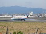 けーぶんさんが、台北松山空港で撮影した漢翔航空工業股份有限公司 1125A Astra SPXの航空フォト(写真)