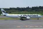 SFJ_capさんが、成田国際空港で撮影したフィンエアー A330-302Xの航空フォト(写真)