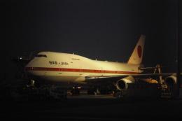 ぼのさんが、羽田空港で撮影した航空自衛隊 747-47Cの航空フォト(飛行機 写真・画像)