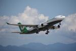 こーき747さんが、小松空港で撮影したエバー航空 A330-203の航空フォト(写真)