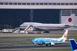 cherrywing787さんが、羽田空港で撮影した日本トランスオーシャン航空 737-4Q3の航空フォト(写真)