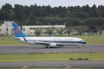 meijeanさんが、成田国際空港で撮影した中国南方航空 737-86Nの航空フォト(写真)