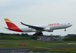 タミーさんが、成田国際空港で撮影したイベリア航空 A330-202の航空フォト(写真)