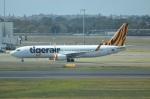amagoさんが、シドニー国際空港で撮影したタイガーエア・オーストラリア 737-8FEの航空フォト(写真)