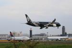 トラッキーさんが、成田国際空港で撮影したニュージーランド航空 787-9の航空フォト(写真)
