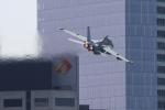 Jinxさんが、ブリスベン空港で撮影したオーストラリア空軍 EA-18G Growlerの航空フォト(写真)