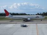 アイスコーヒーさんが、函館空港で撮影した日本航空 767-346の航空フォト(写真)