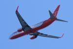 yabyanさんが、関西国際空港で撮影したチェジュ航空 737-86Nの航空フォト(写真)