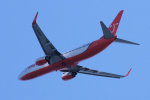 yabyanさんが、関西国際空港で撮影したチェジュ航空 737-86Nの航空フォト(飛行機 写真・画像)