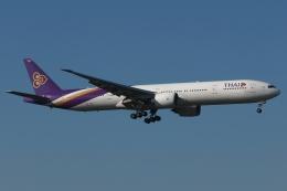 木人さんが、成田国際空港で撮影したタイ国際航空 777-3AL/ERの航空フォト(写真)