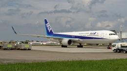 F.KAITOさんが、宮崎空港で撮影した全日空 767-381/ERの航空フォト(写真)