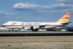 Scotchさんが、名古屋飛行場で撮影したエアー・ホンコン 747-132(SF)の航空フォト(飛行機 写真・画像)