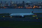 yousei-pixyさんが、羽田空港で撮影したエア・カナダ 777-333/ERの航空フォト(写真)