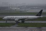 yousei-pixyさんが、羽田空港で撮影した全日空 777-281の航空フォト(写真)