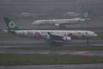 yousei-pixyさんが、羽田空港で撮影したエバー航空 A330-302Xの航空フォト(写真)