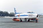 Scotchさんが、浜松基地で撮影した航空自衛隊 F-86F-40の航空フォト(飛行機 写真・画像)