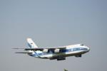 senbaさんが、成田国際空港で撮影したヴォルガ・ドニエプル航空 An-124-100 Ruslanの航空フォト(写真)