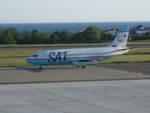 アイスコーヒーさんが、函館空港で撮影したサハリン航空 737-2J8/Advの航空フォト(飛行機 写真・画像)