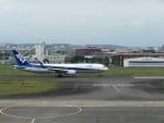 Tatsu mitsuさんが、宮崎空港で撮影した全日空 767-381/ERの航空フォト(写真)