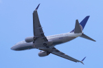 yabyanさんが、関西国際空港で撮影したユナイテッド航空 737-724の航空フォト(飛行機 写真・画像)